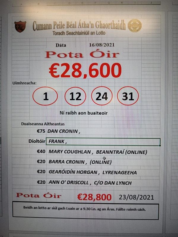 Lotto w